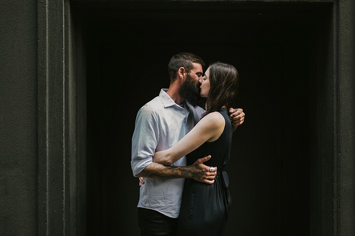 Steph&Liam_Melbourne-city-urban-arcade-fun-relaxed-Engagement-Session_003