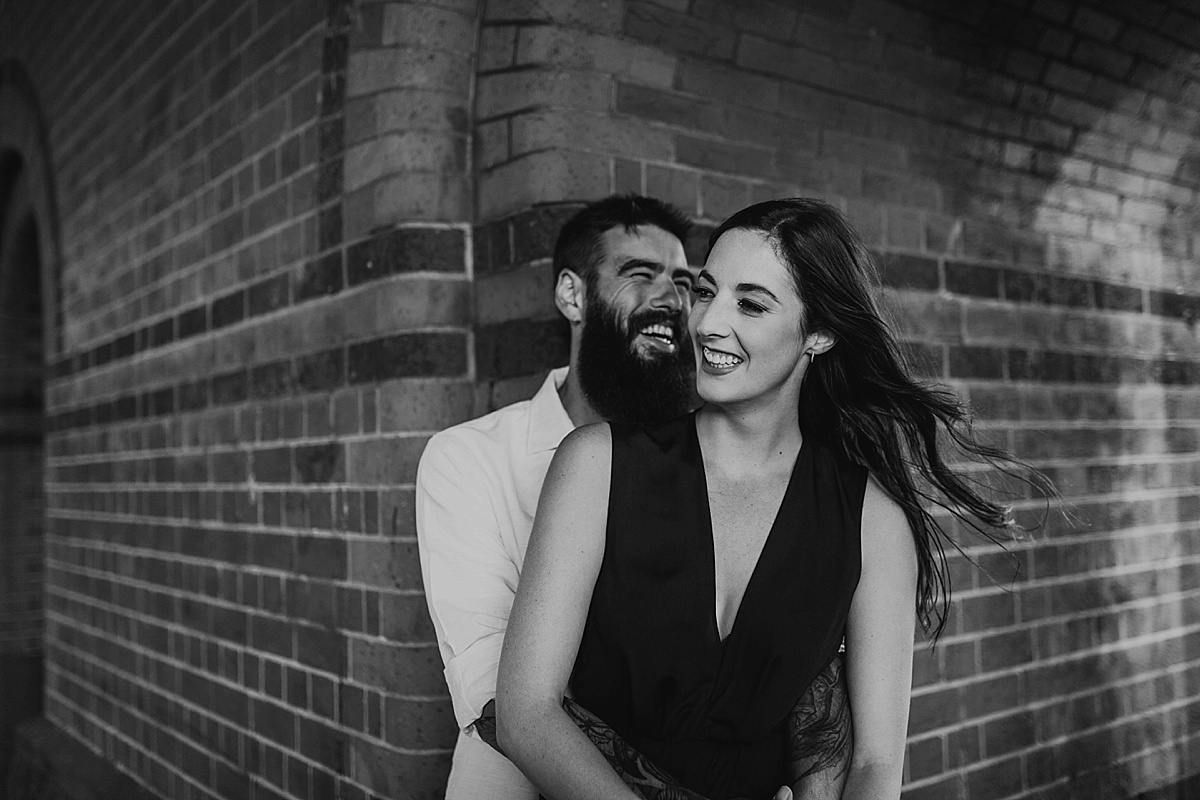 Steph&Liam_Melbourne-city-urban-arcade-fun-relaxed-Engagement-Session_007