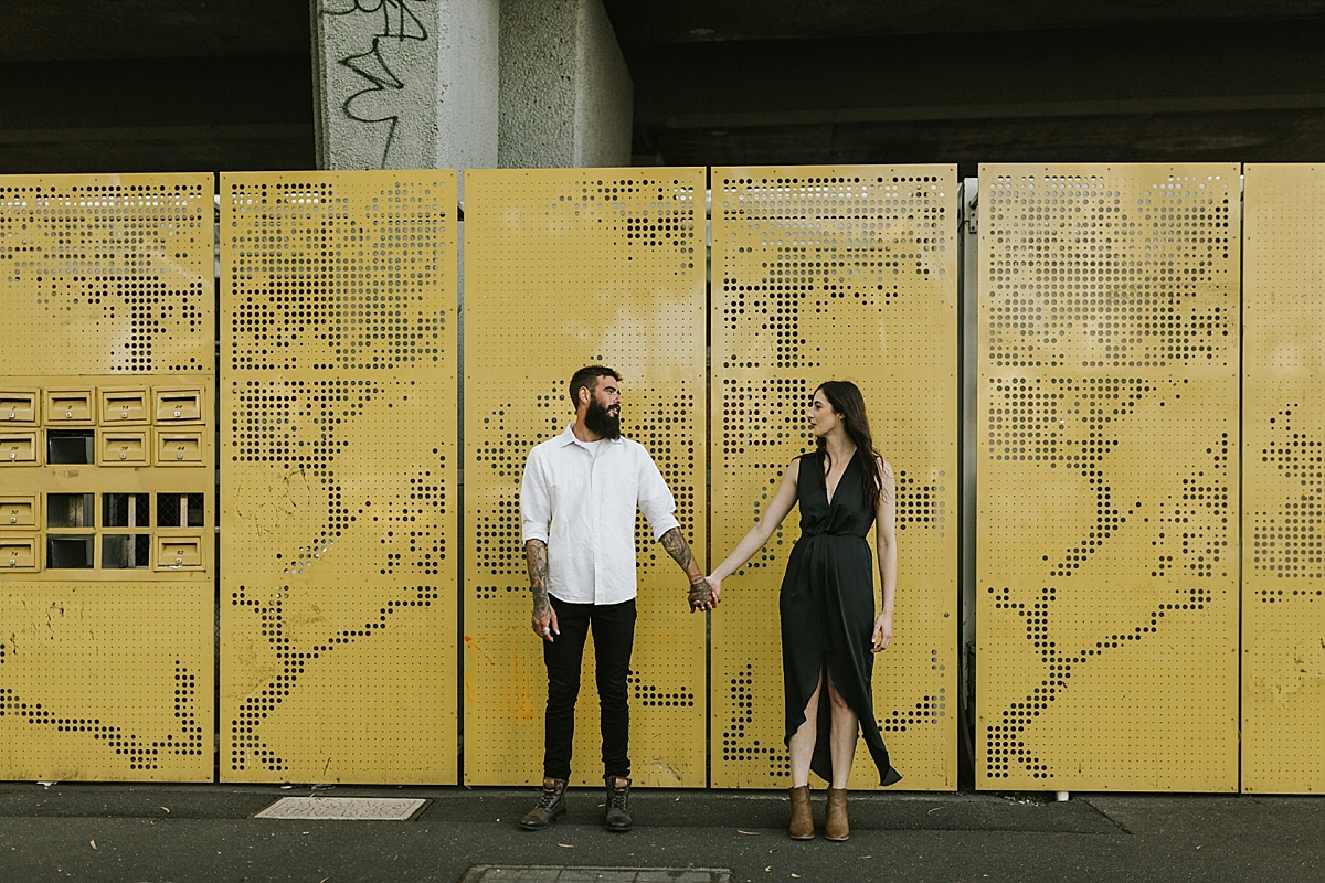 Steph&Liam_Melbourne-city-urban-arcade-fun-relaxed-Engagement-Session_011